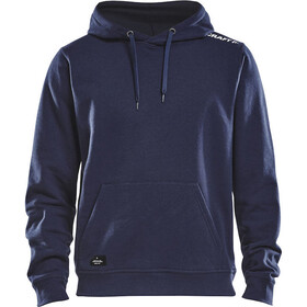 Craft Community Pull à capuche Homme, navy